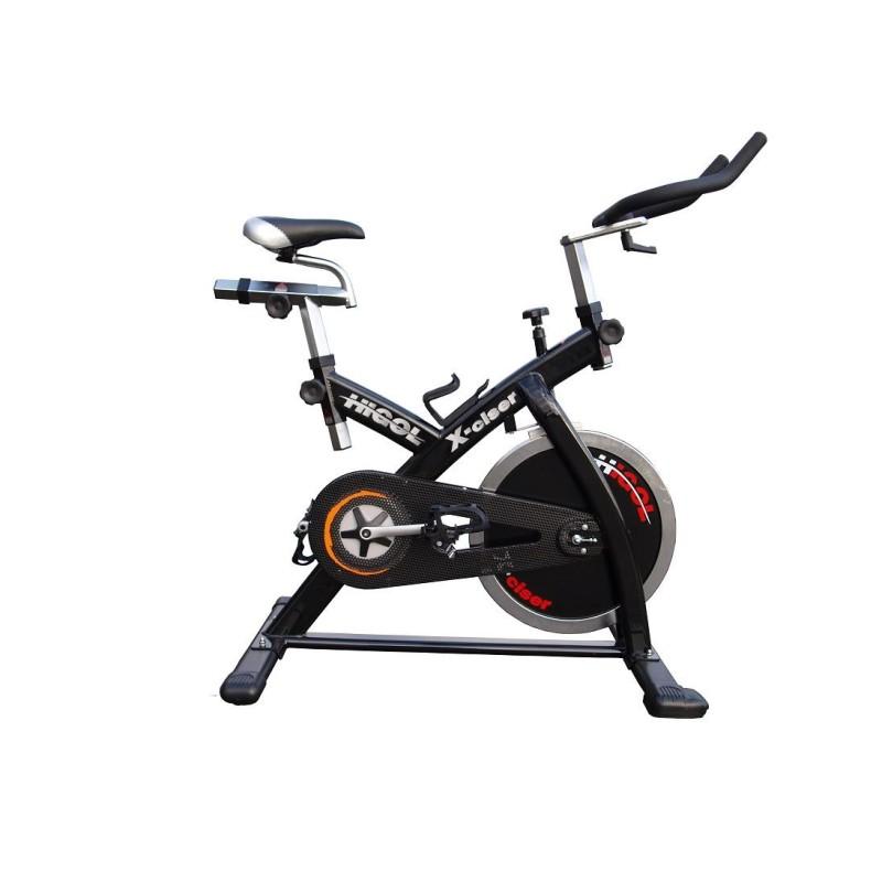 Speedbike Higol X Ciser zwart