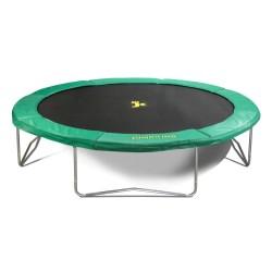 jumpking trampoline 430 cm rond heavy duty trampolines. Black Bedroom Furniture Sets. Home Design Ideas