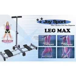 Leg MAX magic for legs benen apparaat