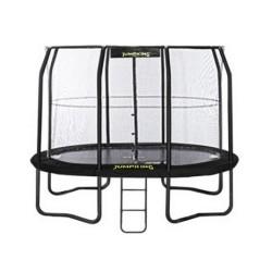 Jumppod trampoline Ovaal 305x244 cm met beschermnet