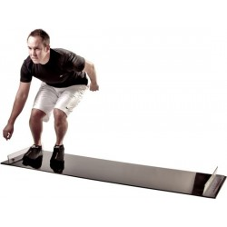 Slide Board Schaatsplank met Slide Booties